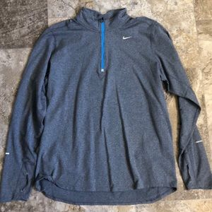 Nike Running Dri-Fit Quarter Zip
